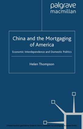 China and the Mortgaging of America
