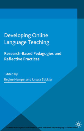 Developing Online Language Teaching