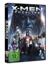 X-Men Apocalypse, 1 DVD Cover