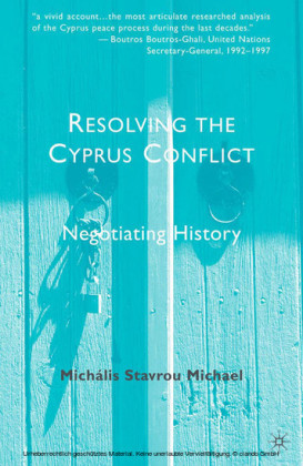 Resolving the Cyprus Conflict