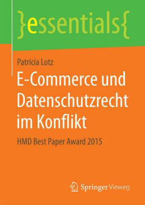 E-Commerce und Datenschutzrecht im Konflikt