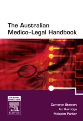 The Australian Medico-Legal Handbook with PDA Software