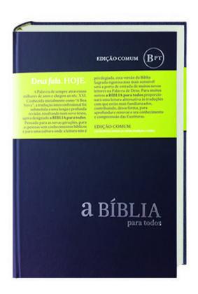 Bibel Portugiesisch - a Bíblia para todos, Übersetzung in der Gegenwartssprache