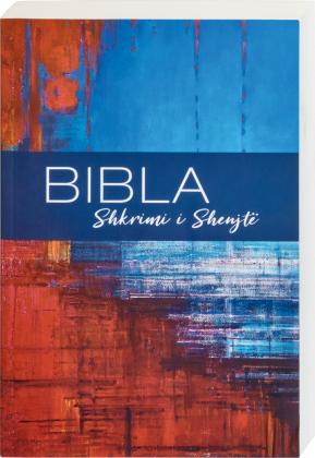 Bibel Albanisch - Bibla, traditionelle evangelische Übersetzung Etches