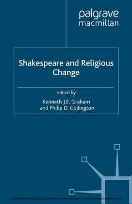 Shakespeare and Religious Change