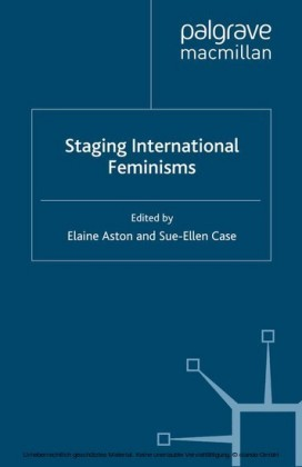 Staging International Feminisms