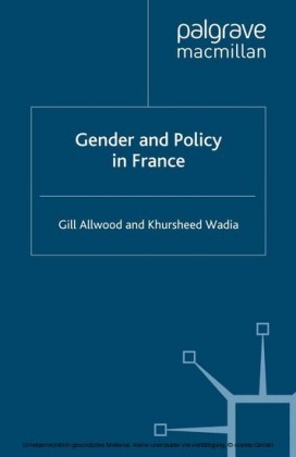 Gender and Policy in France
