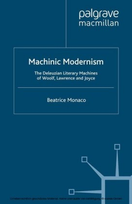Machinic Modernism