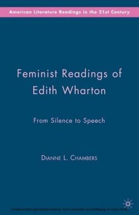 Feminist Readings of Edith Wharton