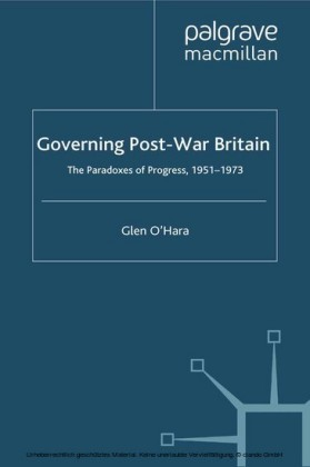 Governing Post-War Britain