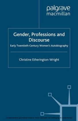Gender, Professions and Discourse