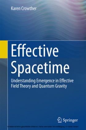 Effective Spacetime