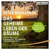 Das geheime Leben der Bäume, 6 Audio-CDs Cover
