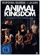 Animal Kingdom - Königreich des Verbrechens, 1 DVD Cover
