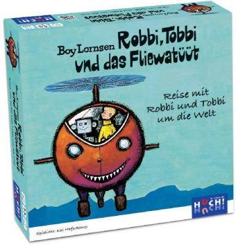 Robbi, Tobbi und das Fliewatüüt (Kinderspiel)