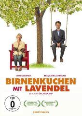 Birnenkuchen mit Lavendel, 1 DVD Cover