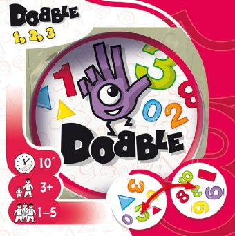 Dobble 1,2,3 (Kinderspiel)