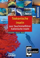 KOSMOS eBooklet: Tauchreiseführer Toskanische Inseln