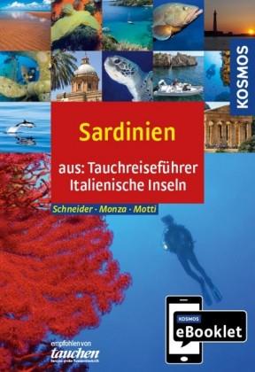 KOSMOS eBooklet: Tauchreiseführer Sardinien