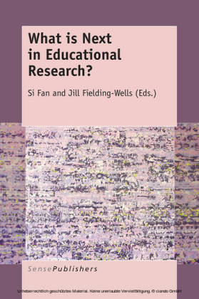 What is Next in Educational Research?
