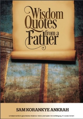 Wisdom Quotes from a Father