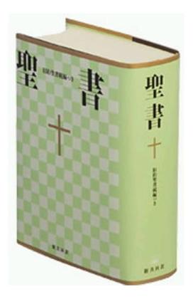 Bibel Japanisch, New Interconfessional Translation, Übersetzung in Gegenwartssprache