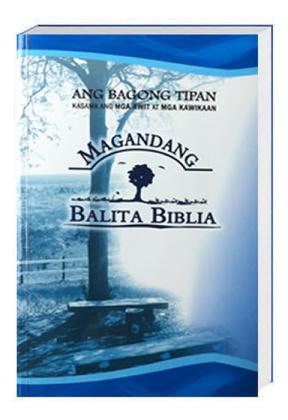 Neues Testament Tagalog - Ang Bagong Tipan, Übersetzung in Gegenwartssprache