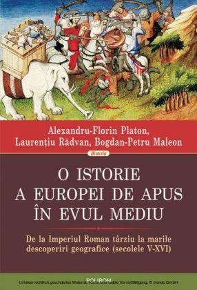 O istorie a Europei de Apus în Evul Mediu