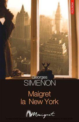 Maigret la New York