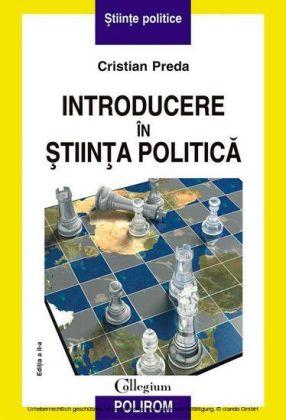 Introducere în tiin a politica