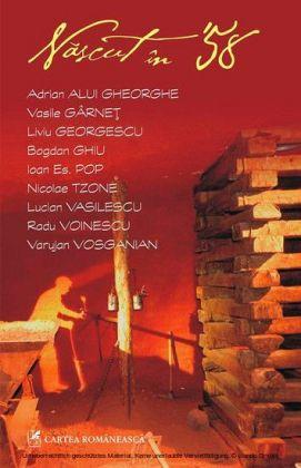 Nascut în '58 : antologie de versuri