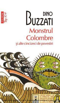 Monstrul Colombre i alte cincizeci de povestiri