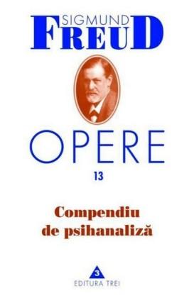 Opere Freud, vol. 13 - Compendiu de psihanaliza