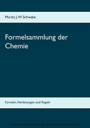 Formelsammlung der Chemie