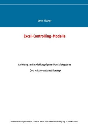 Excel-Controlling-Modelle