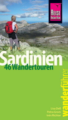 Reise Know-How Wanderführer Sardinien