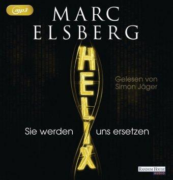 Helix, 2 MP3-CDs