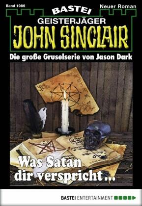 John Sinclair - Folge 1986