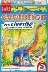 Evolution, Der Einstieg (Spiel)