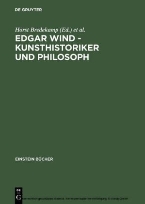 Edgar Wind - Kunsthistoriker und Philosoph