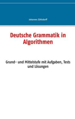 Deutsche Grammatik in Algorithmen