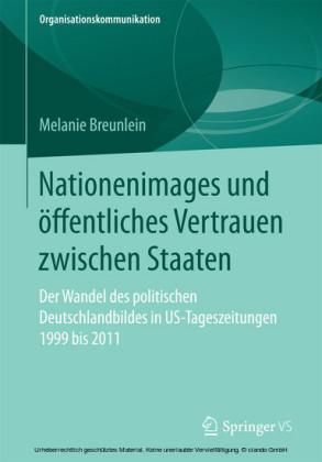 Nationenimages und öffentliches Vertrauen zwischen Staaten