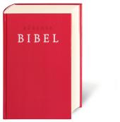 Zürcher Bibel, mit Erklärungen, rot