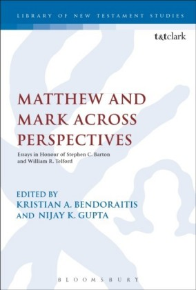 Matthew and Mark Across Perspectives