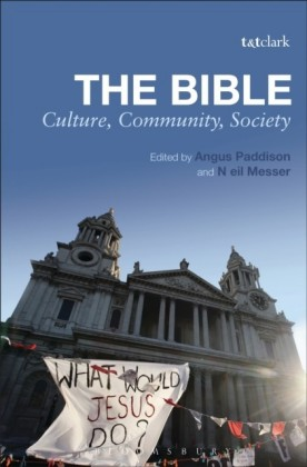 Bible: Culture, Community, Society