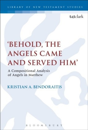 'Behold, the Angels Came and Served Him'