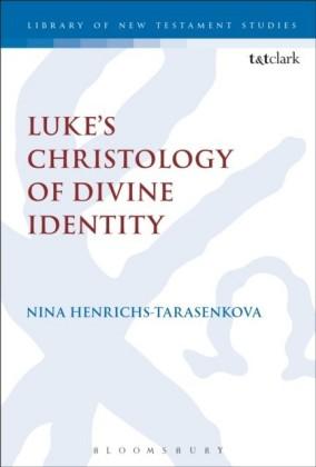 Luke's Christology of Divine Identity