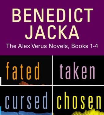 Alex Verus Novels, Books 1-4