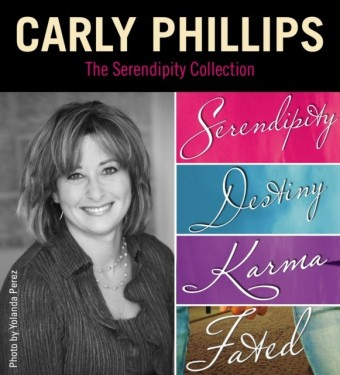 Serendipity Collection by Carly Phillips