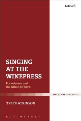 Singing at the Winepress